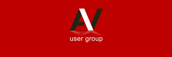 AV User Group – Regional Meeting