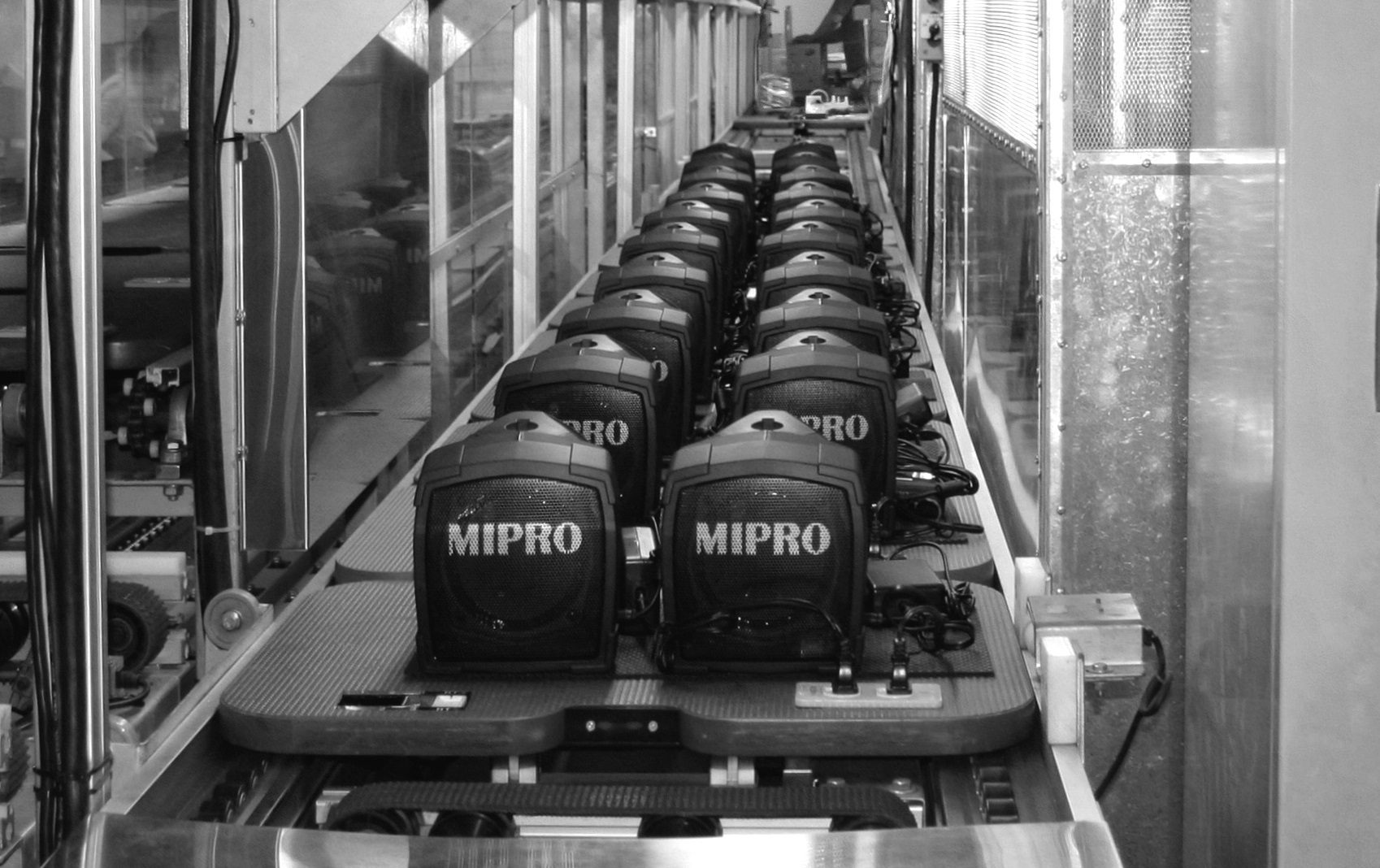 MIPRO Factory Production Line