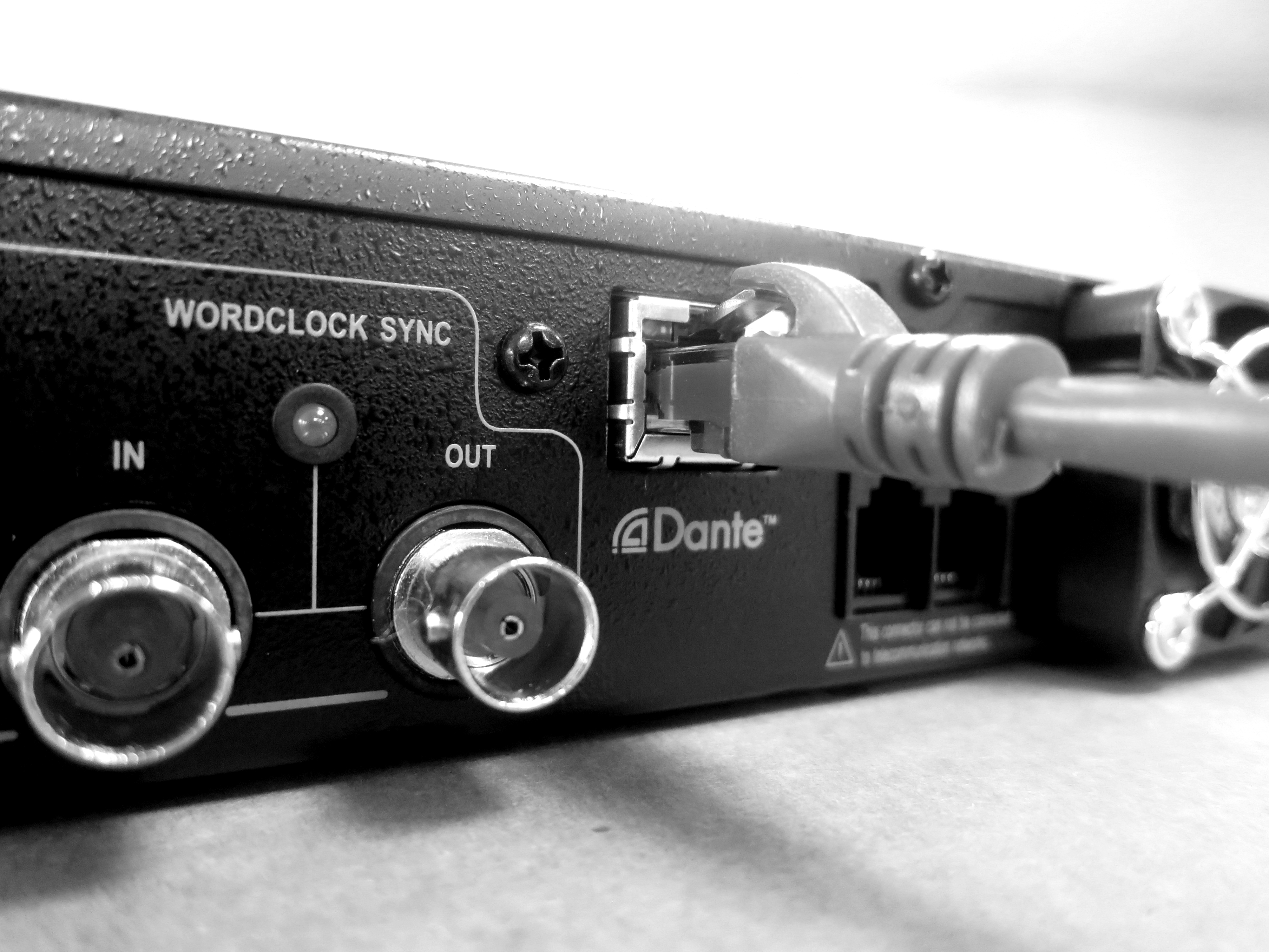 Mipro Dante Enabled Digital Microphones Cuk Audio Uhf Preamplifier Launched The First True Wireless Radio Microphone System Back In 2006 Act 8