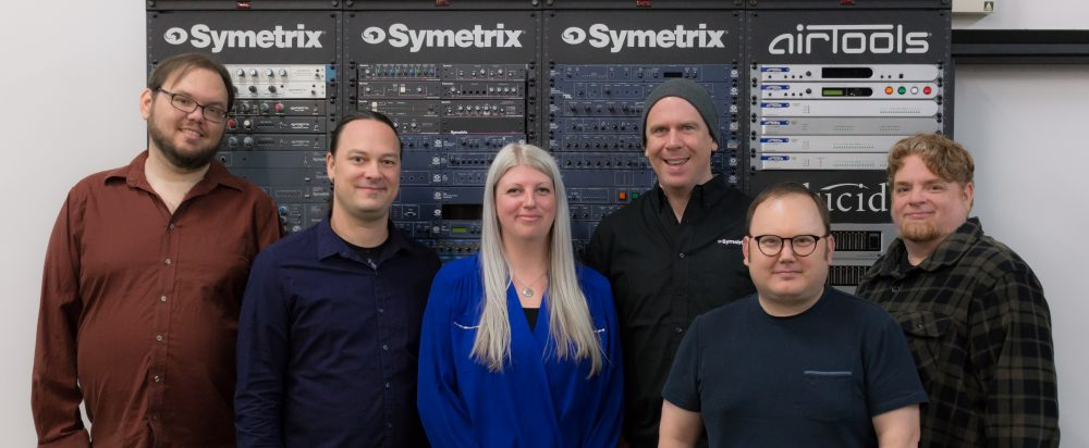 Symetrix audio DSP aupport team