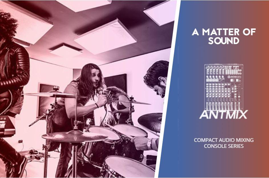 ANT Live Sound Mixer
