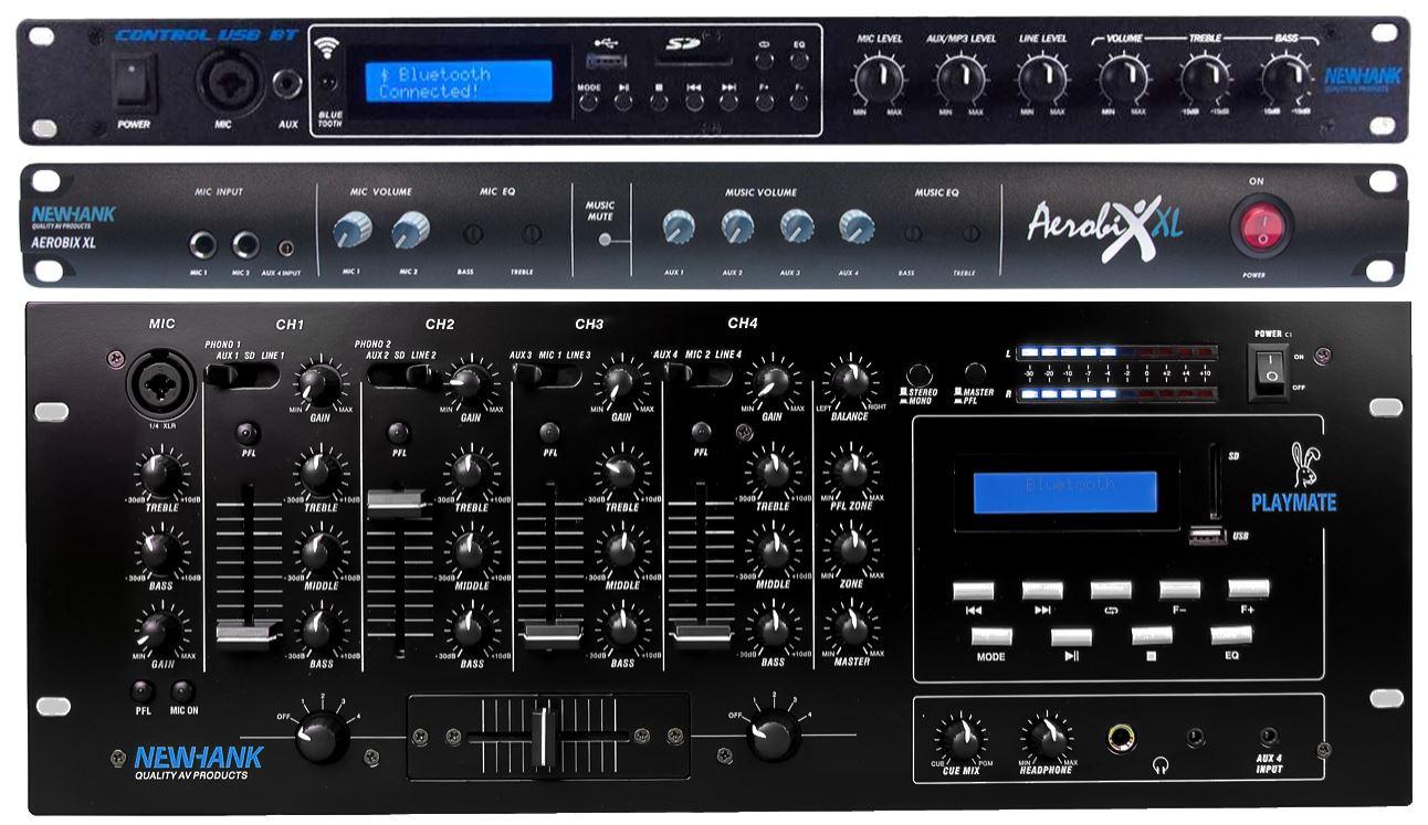 Newhank Audio Mixers