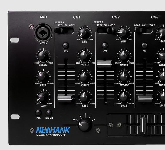 Newhank Audio Mixer 19