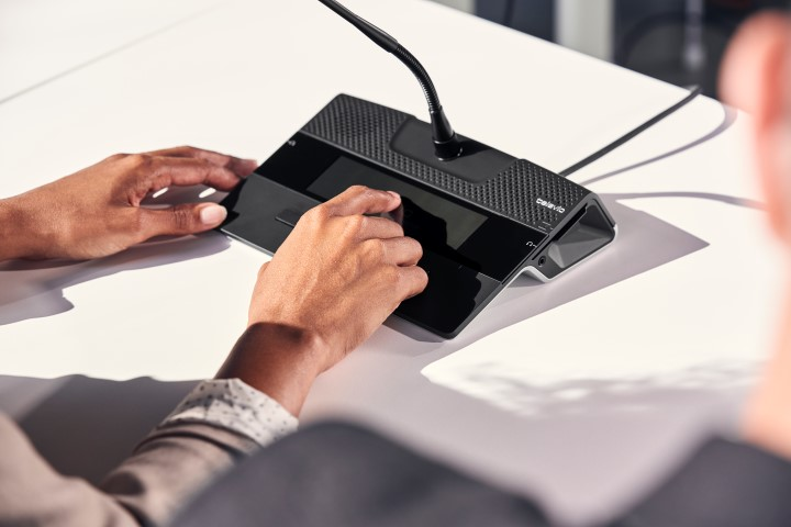 Televic Confidea FLEX delegate unit