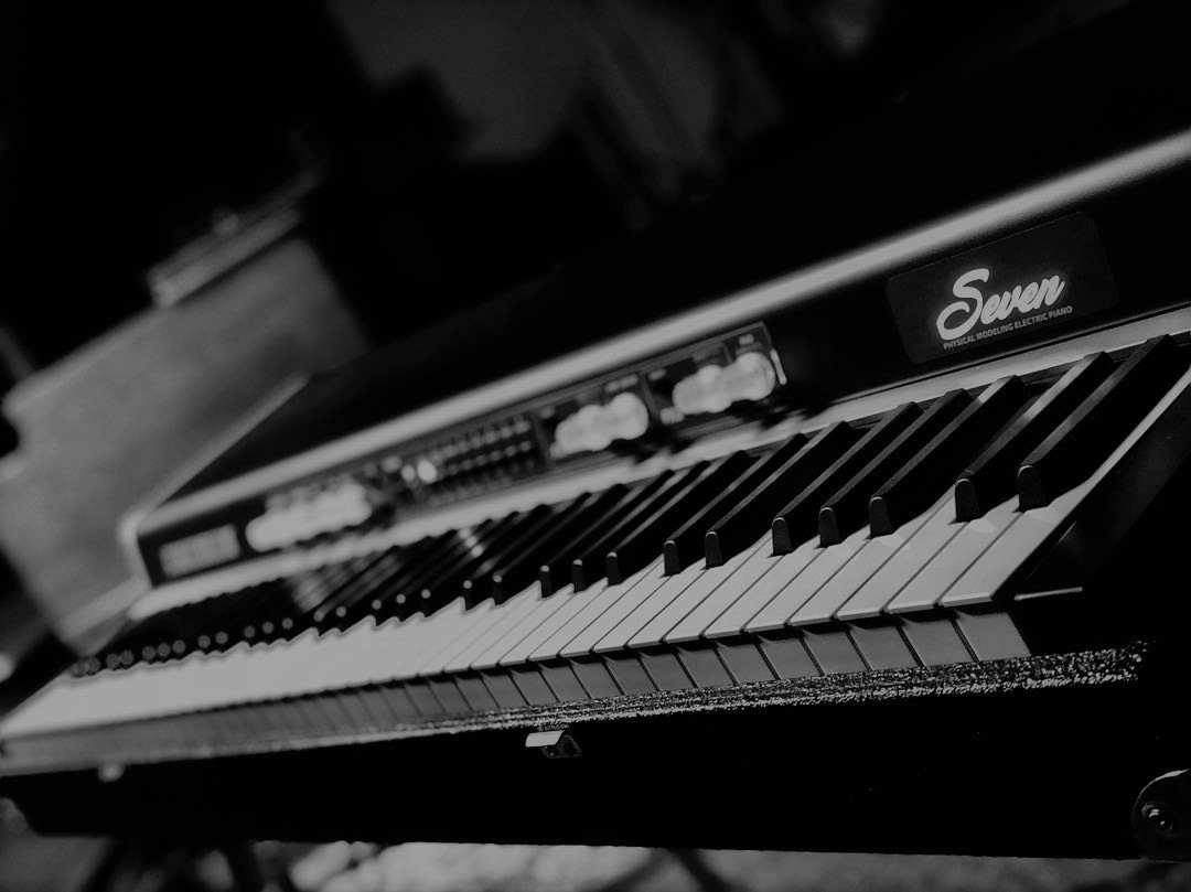 Crumar Seven Electric Piano