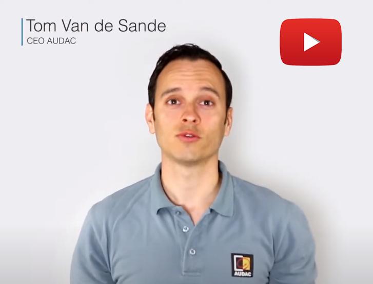 Tom Van de Sande