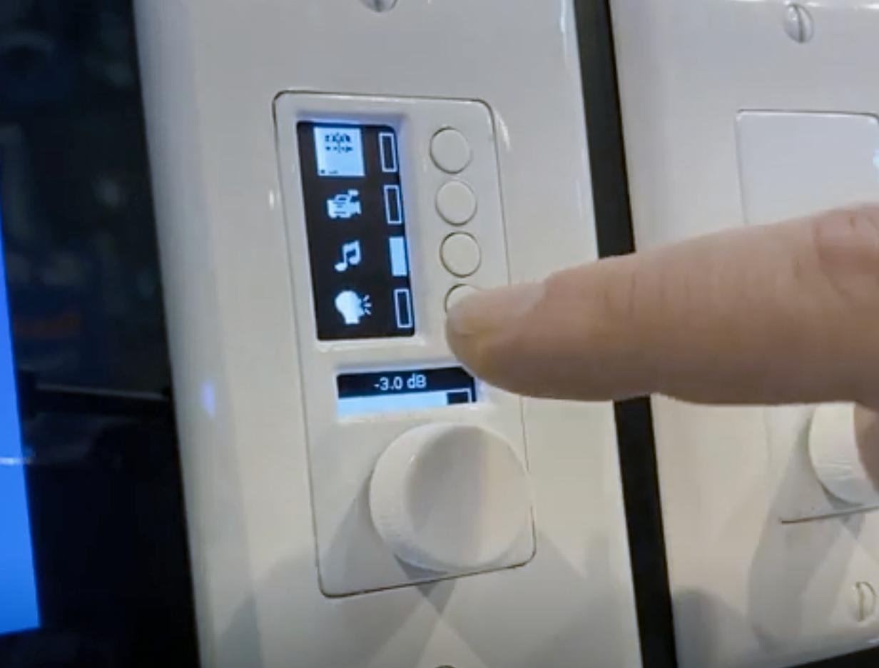 Symetrix W3 Remote Control