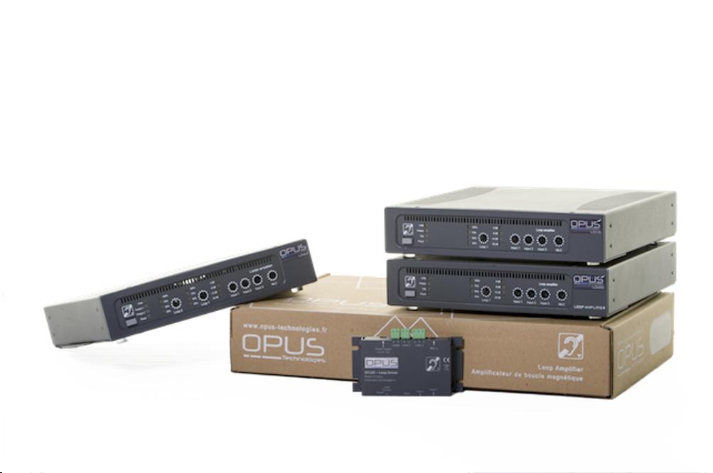 Opus Technologies Hearing Loop Amplifiers