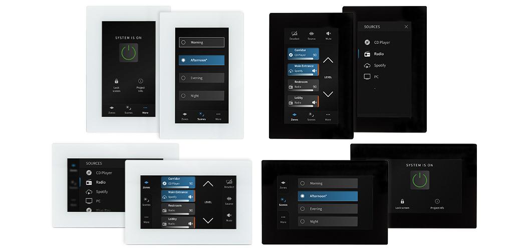Powersoft WM Touch Touchscreen
